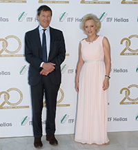 Athens Greece, ITF Hellas celebrates 20 years