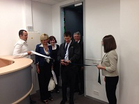 Inauguration new Office Italfarmaco Moscow